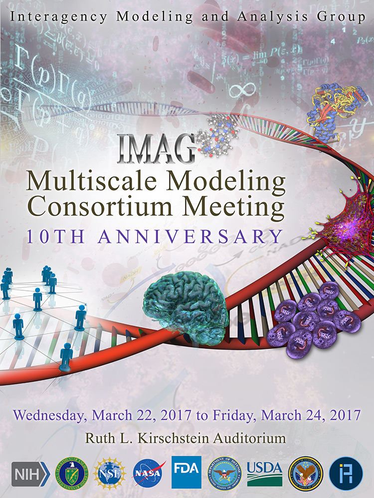IMAG 10th Anniversary Multiscale Modeling Consortium Meeting